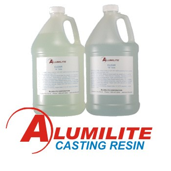 Coming Soon! Alumilite Urethane Resins and Dyes