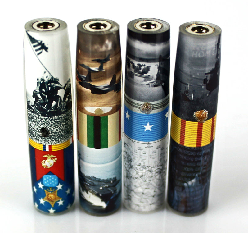 Commemorative War Pen Blanks by Jason Rose