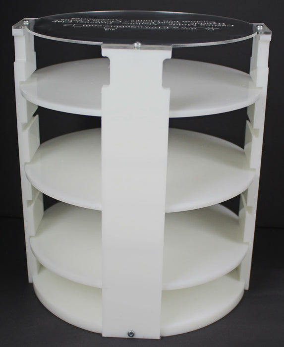 5 Gallon Mold Rack System