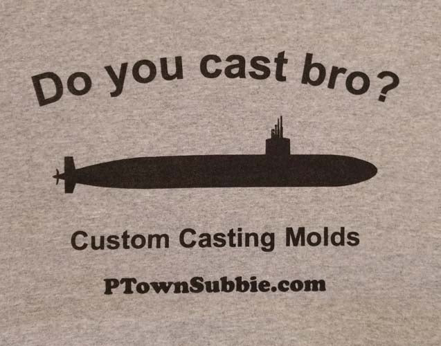 PTownSubbie Do you Cast bro T-Shirt - MEDIUM