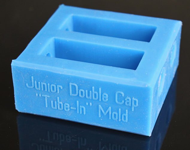 Junior Double Cap - Blue