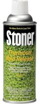 Stoner Thermoset Mold Release Aerosol Spray for Polyester and Epoxy Resins