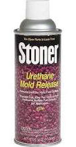 Stoner Urethane Mold Release Aerosol Spray for Urethane Resins