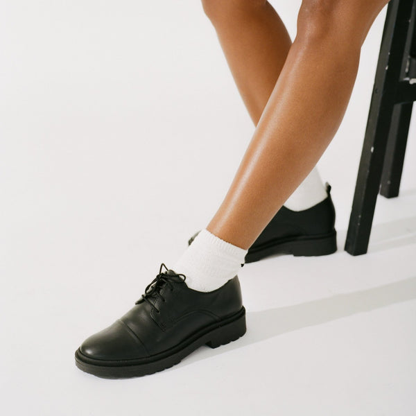 MATTEO Brogue, Black