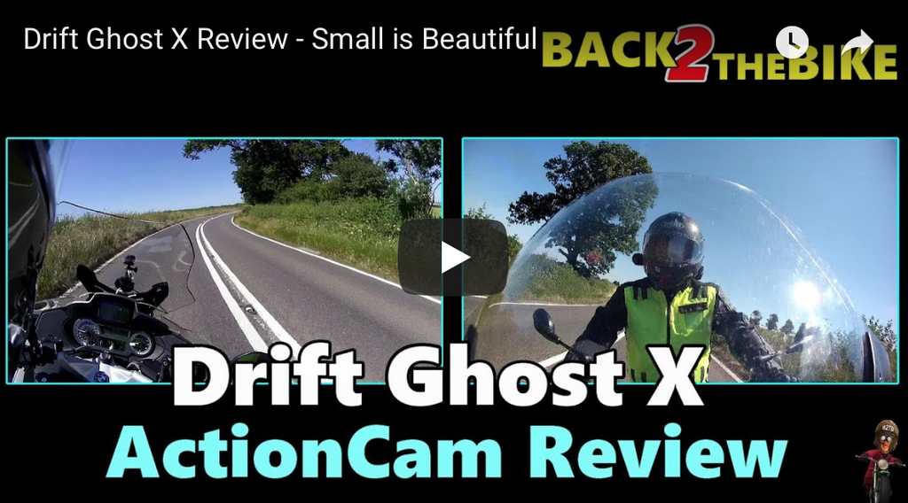 Drift Ghost X YouTube Review - Check it out!