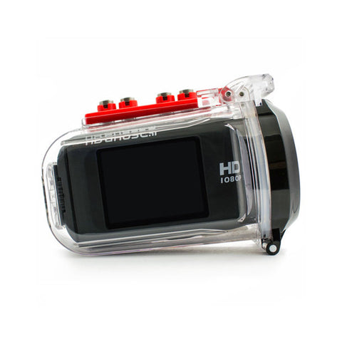 Ghost Waterproof Case - Drift Innovation Action Camera