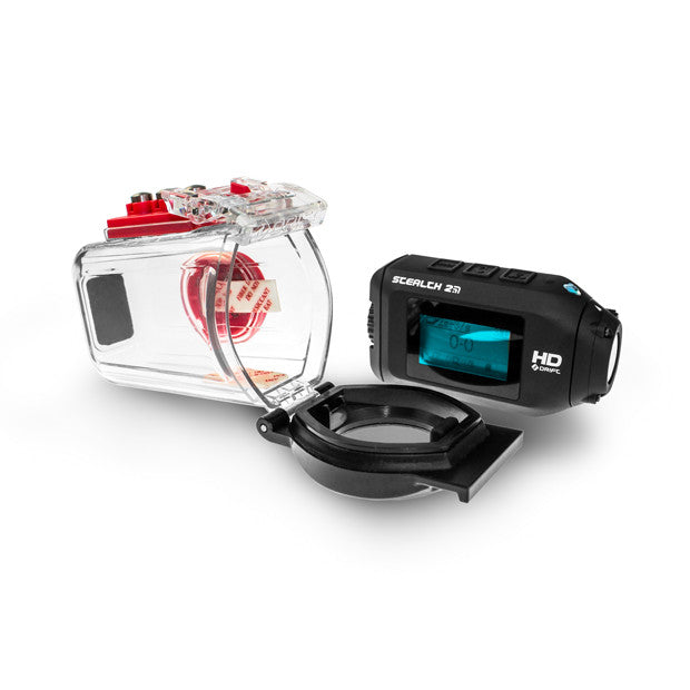 Stealth 2 Waterproof Case - Drift Innovation Action Camera