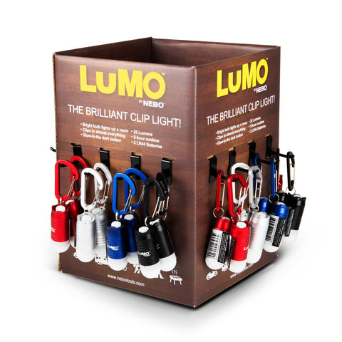 LUMO™ COUNTER TOP DISPLAY