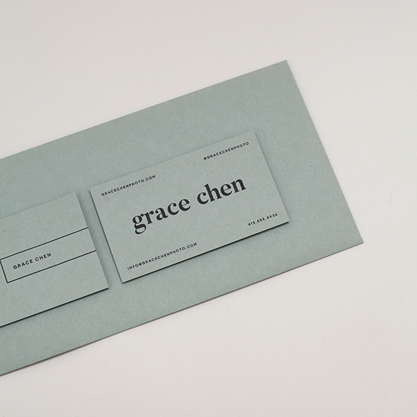 Grace Business Cards