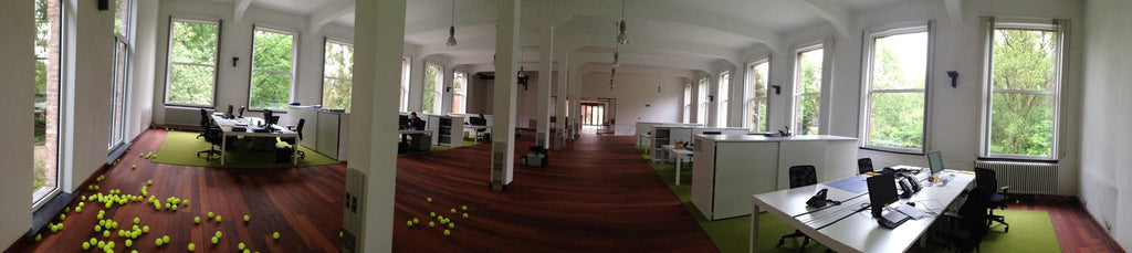 Wo-how, welcome to our new office!
