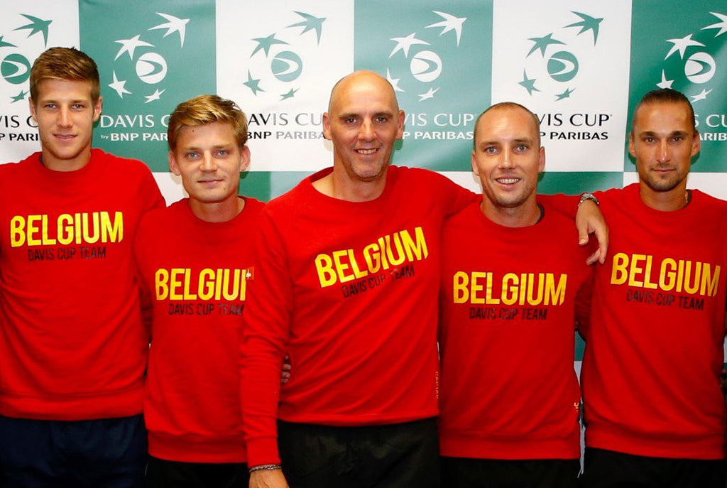 Belgian selection for Davis Cup