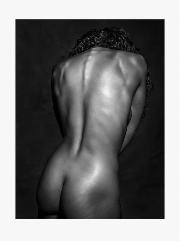 Nude Fine Art - Implied