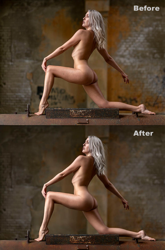 Model retouching by Thomas Holm Photo, [product_type) - Thomas Holm Photography - CommandoArt.com