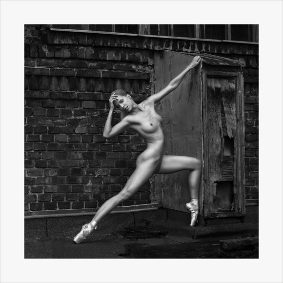 TH2017-2103 - Ballet in decay, [product_type) - Thomas Holm Photography - CommandoArt.com