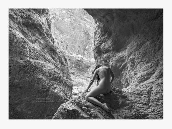 Limited Edition print TH2019-2847 - Madonna of the rocks