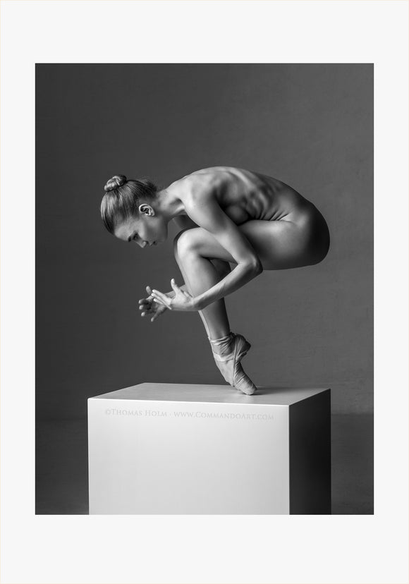 TH2019-2967 - Petit ballerina, [product_type) - Thomas Holm Photography - CommandoArt.com