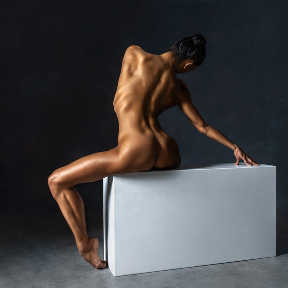 Sculptural Art Nude Workshop March 22, 2020 - Copenhagen - Incl. composition course, [product_type) - Thomas Holm Photography - CommandoArt.com
