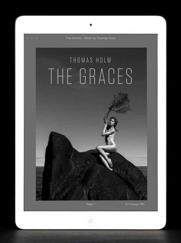 Ebook version of Thomas Holm's book The Graces