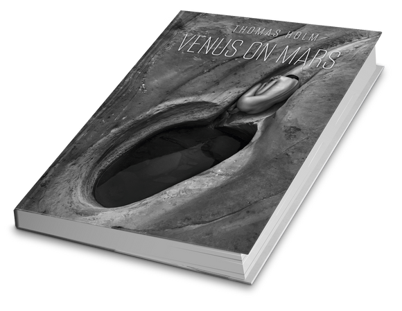 Venus On Mars - Book by Thomas Holm 216 pages Hardcover, [product_type) - Thomas Holm Photography - CommandoArt.com