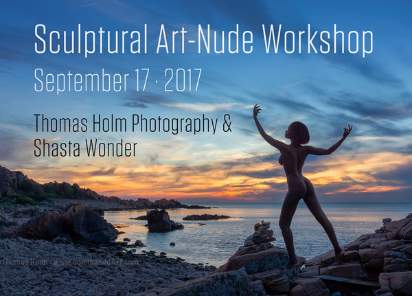 Sculptural Nude Workshop 17 September 2017