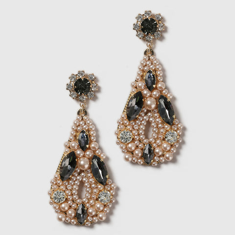 Lillah Pearl Earrings