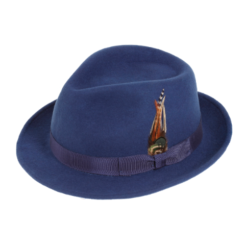 Feather Trilby