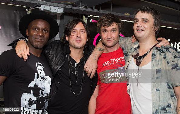 THE LIBERTINES ROCK OUT IN BT