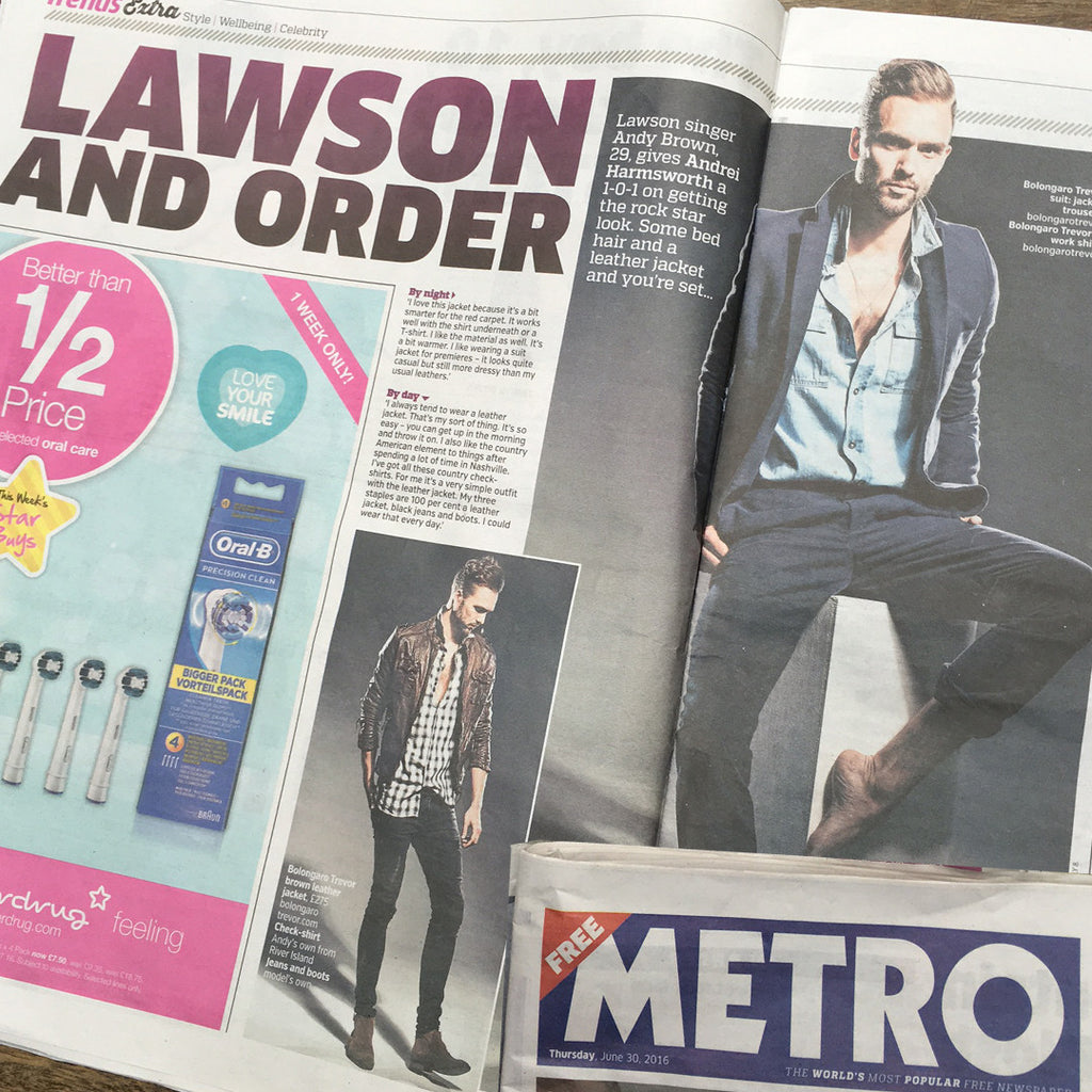 LAWSON AND ORDER