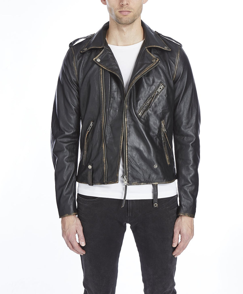 Blade Biker Antique Jacket