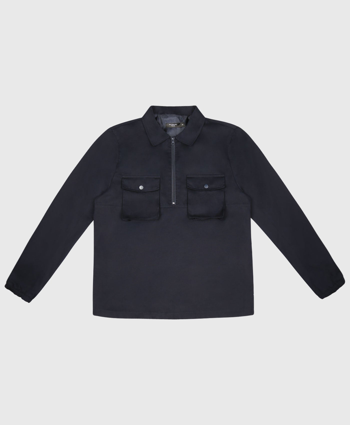 Double Pocket Overshirt