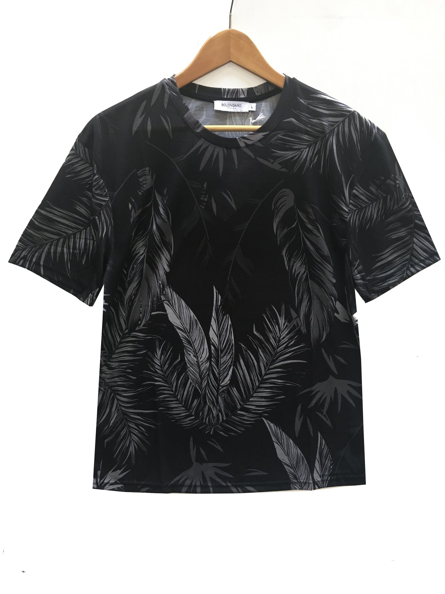 Gardinia black & white t-shirt