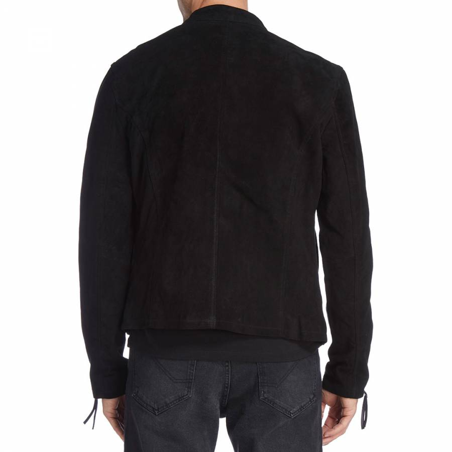 Jolt Suede leather jacket