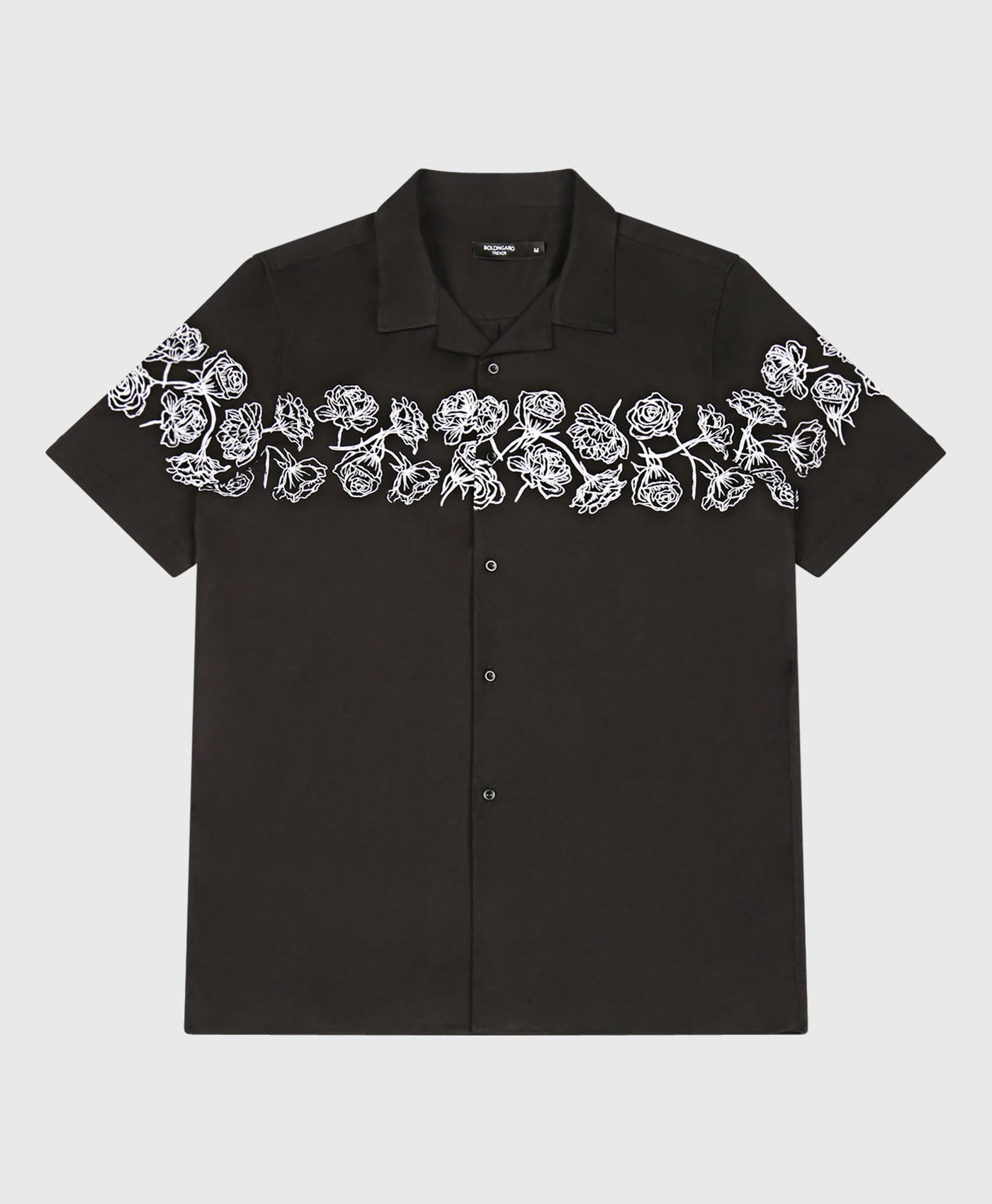 Last Rose Short Sleeve Shirt
