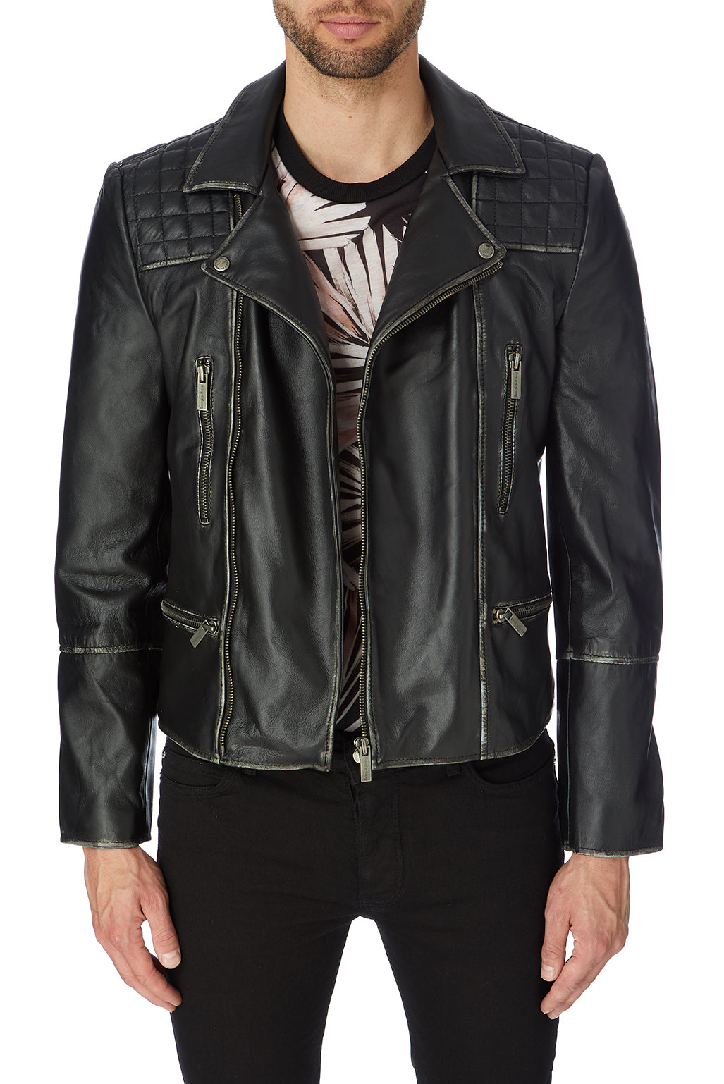 Dylan Leather Jacket