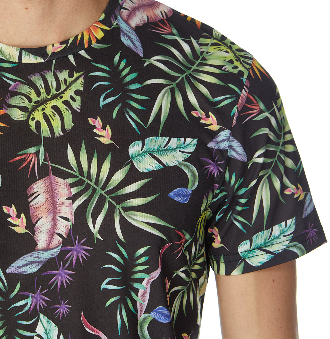 Tropical (Palmy) Multi T-Shirt