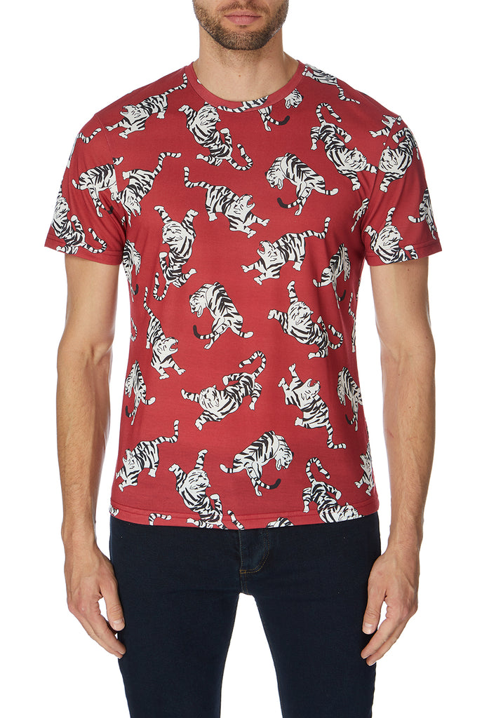 Tiger Red T-Shirt