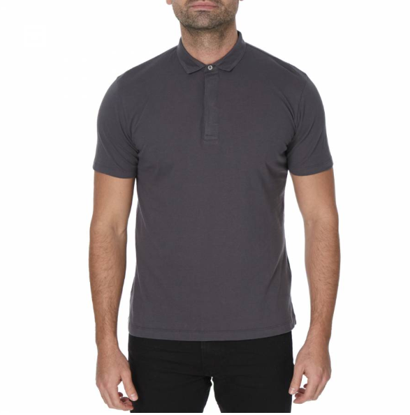 Charcoal Nord Polo