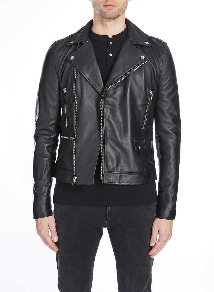 Amar Leather Jacket