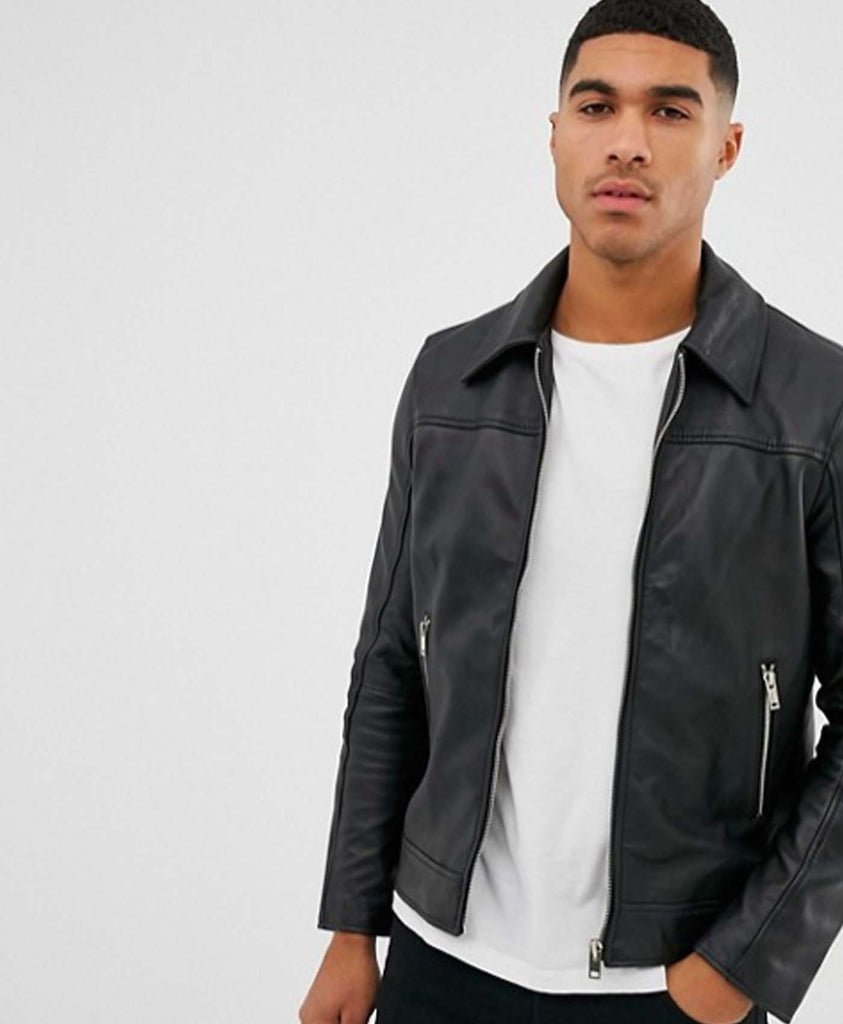 Artesia Leather Jacket