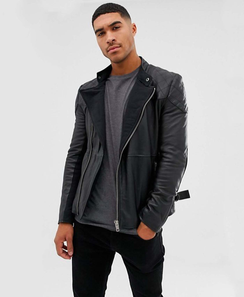 Badger Biker Jacket