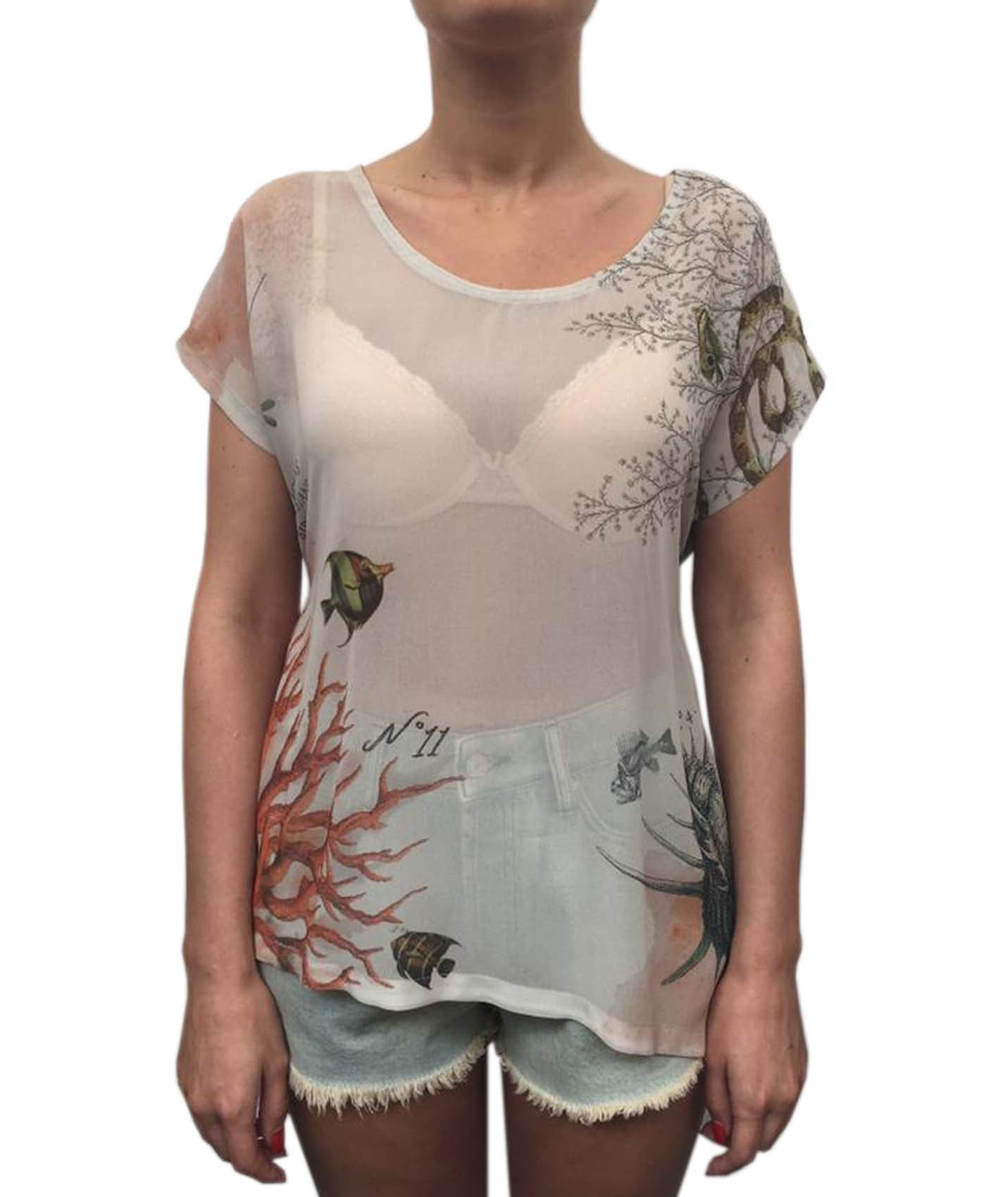 Botanical Routine Top