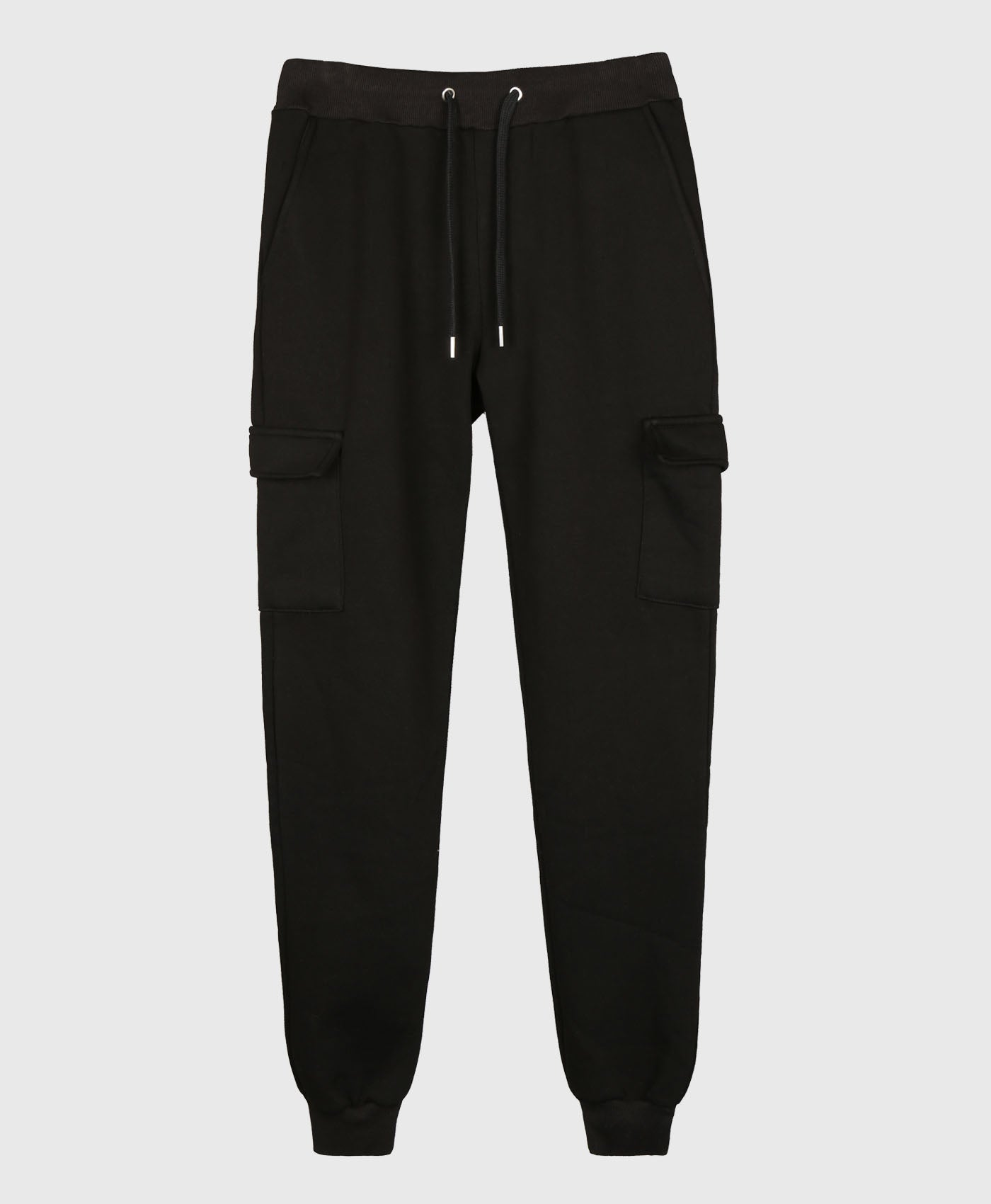 Black Dallas Joggers