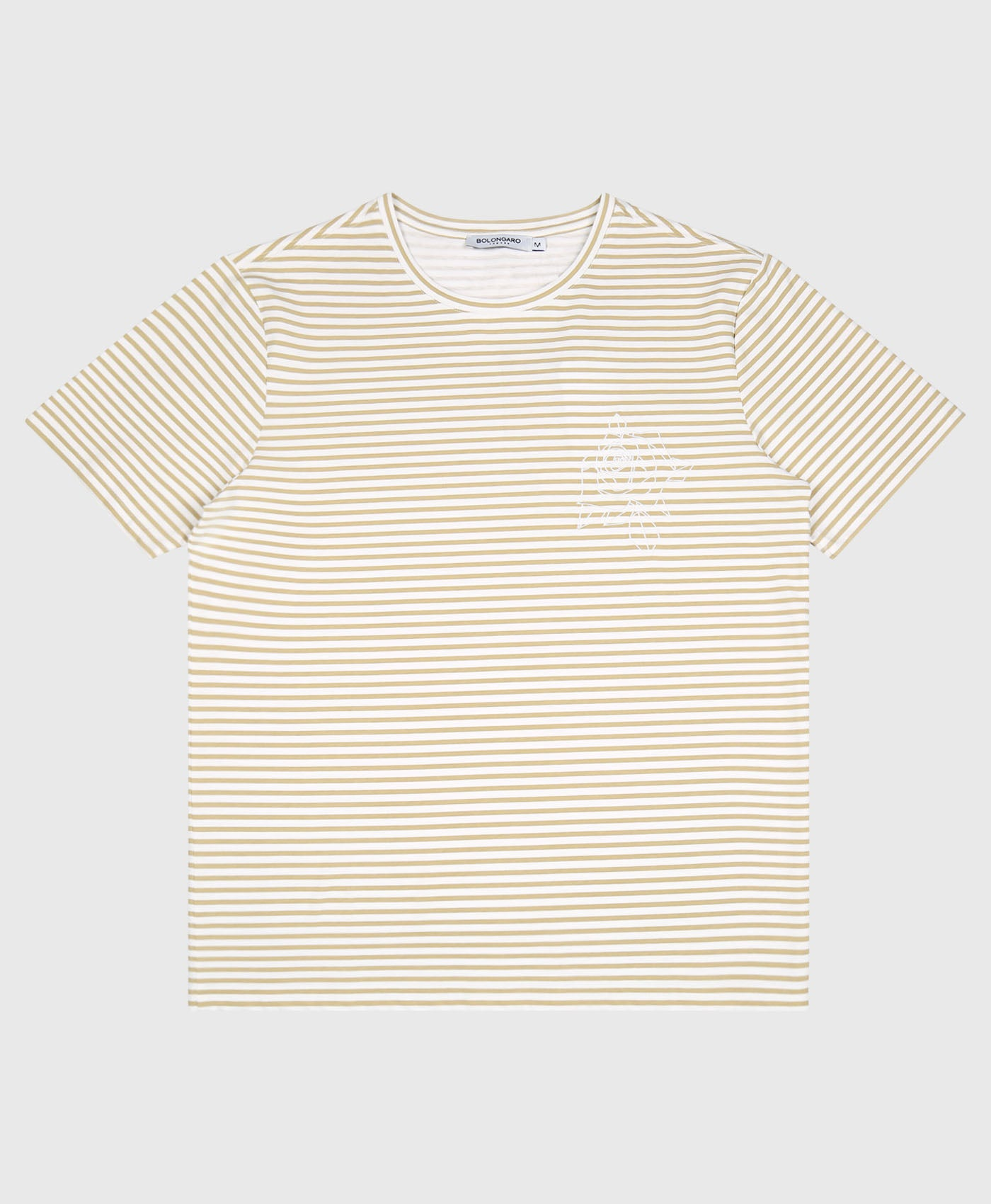 Rose Stripe T-shirt