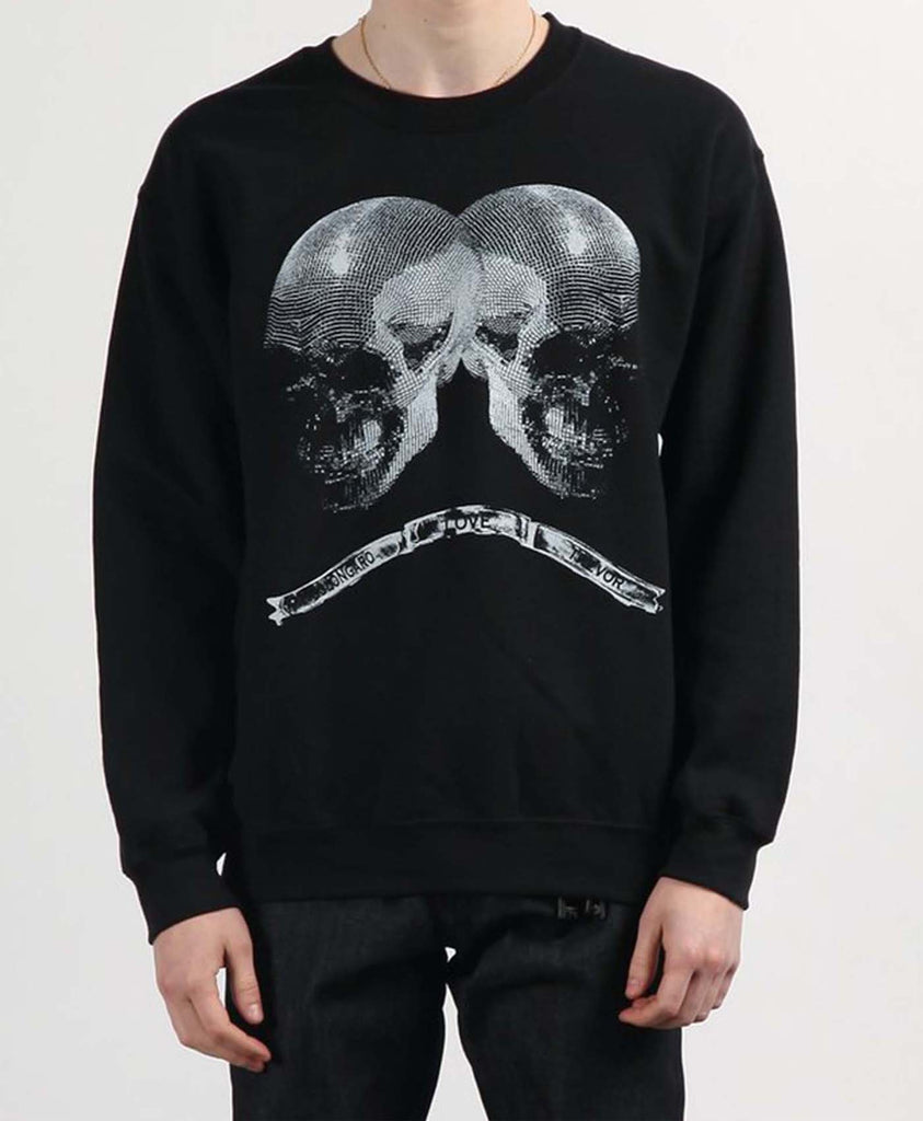 Twin Skull Sweatshirt