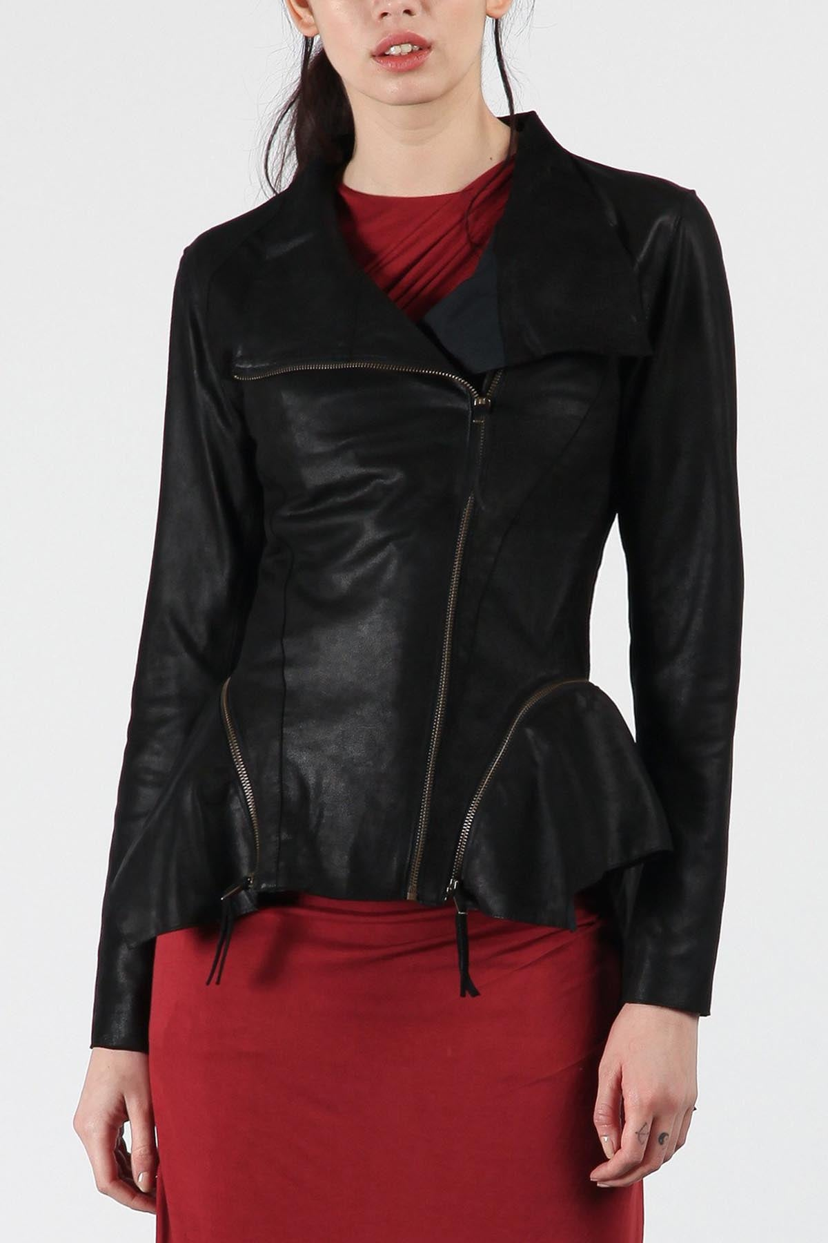 Wild Zip Off Jacket