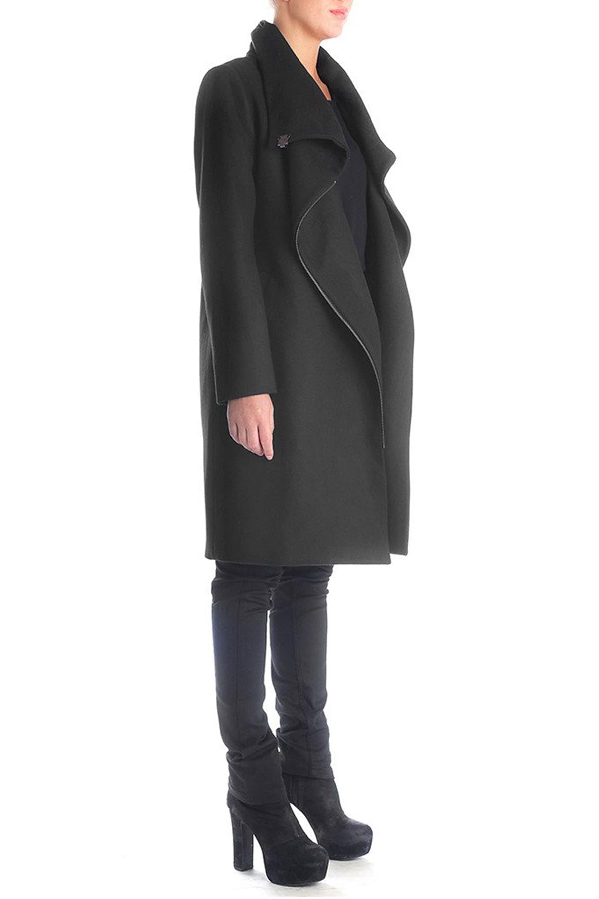 Zip Blanket Coat