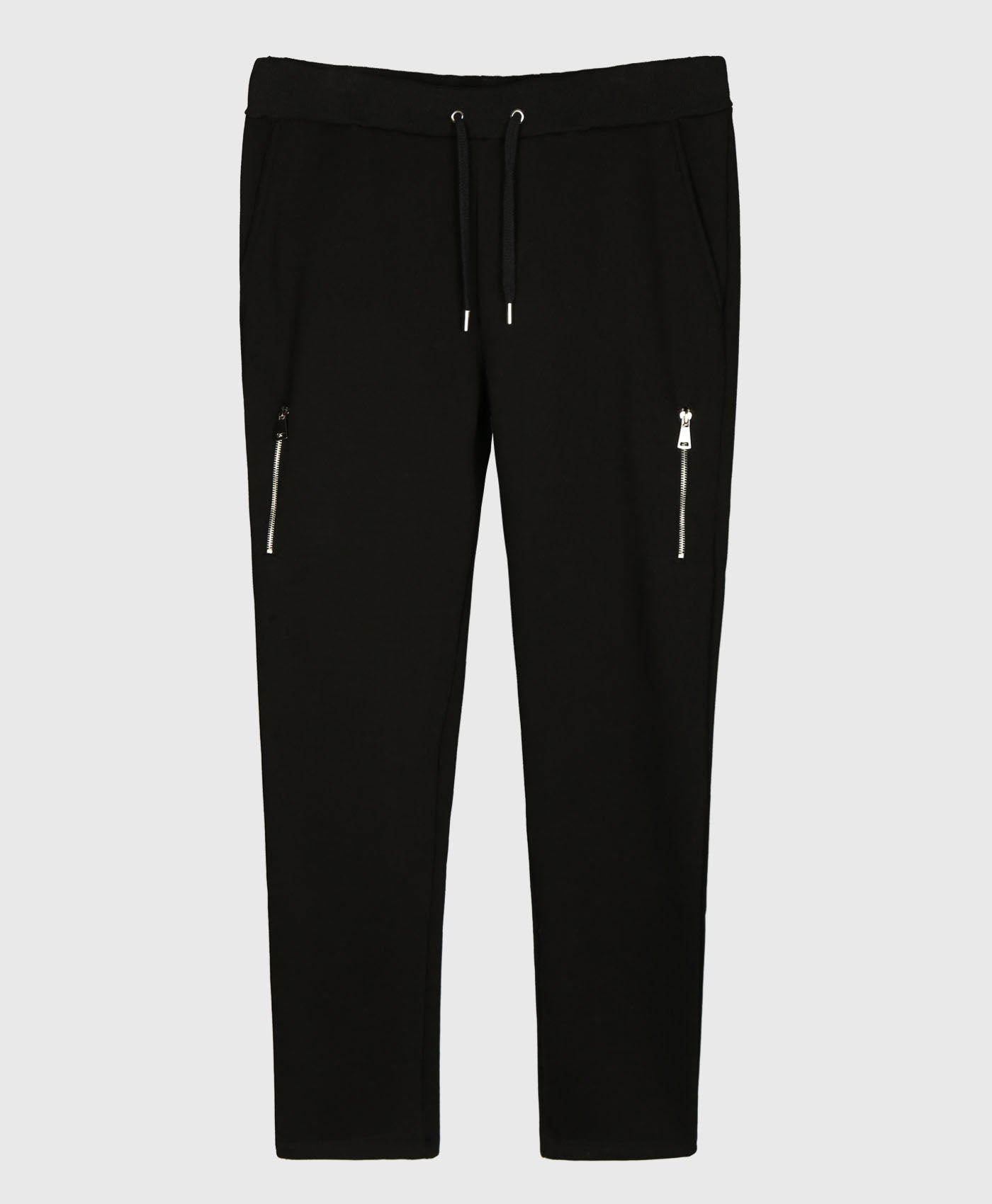 Black Travel Joggers
