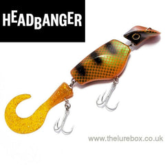 Headbanger Tail Lure Sinking