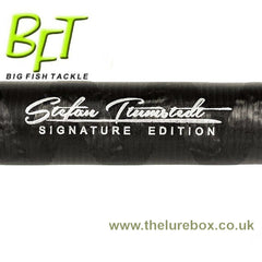 "BFT Lizzard X ""Stefan Trumstedt"" Signature Edition Baitcasting Rod - The Lure Box"