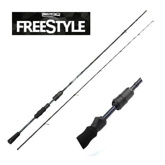 SPRO Freestyle Skillz Micro Lure Spin Fishing Rod